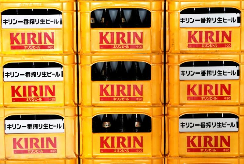 Activist funds defeated at Kirin, Toshiba Machine, but advance in Japan