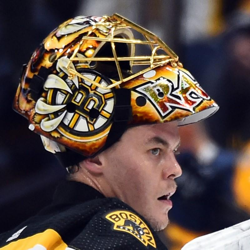 Bruins' goalie Rask opts out of season, says needs to be with family