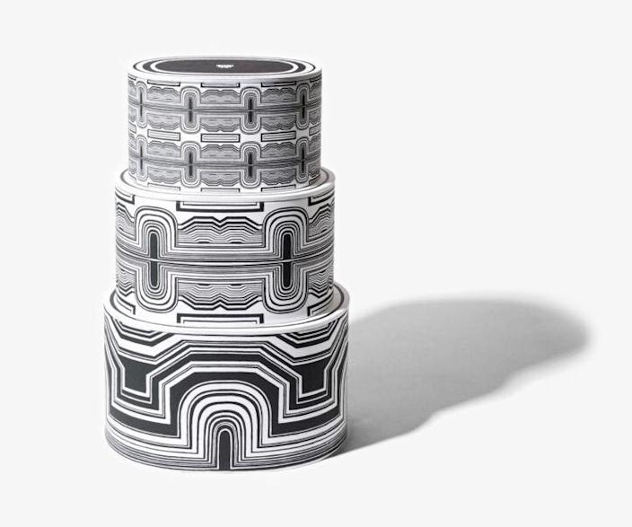 """<p><strong>Basile</strong></p><p>diptyqueparis.com</p><p><strong>$195.00</strong></p><p><a href=""""https://go.redirectingat.com?id=74968X1596630&url=https%3A%2F%2Fwww.diptyqueparis.com%2Fen_us%2Fp%2Fbasile-nested-boxes-deco00789.html&sref=https%3A%2F%2Fwww.townandcountrymag.com%2Fstyle%2Fhome-decor%2Fg35620960%2Fdiptyque-launches-decor-collection%2F"""" rel=""""nofollow noopener"""" target=""""_blank"""" data-ylk=""""slk:Shop Now"""" class=""""link rapid-noclick-resp"""">Shop Now</a></p>"""