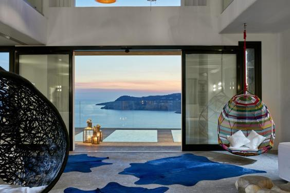 Enjoy the privacy (and the view) at Myconian Avaton Resort (Myconian Avaton Resort)