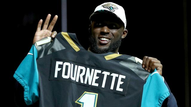 The Jaguars are hoping Leonard Fournette can be a dominant force right away. There are obstacles for that, but they're not Chris Ivory or T.J. Yeldon.
