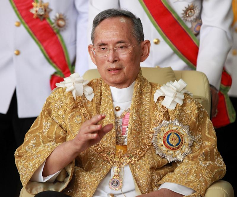 Image result for thai king health