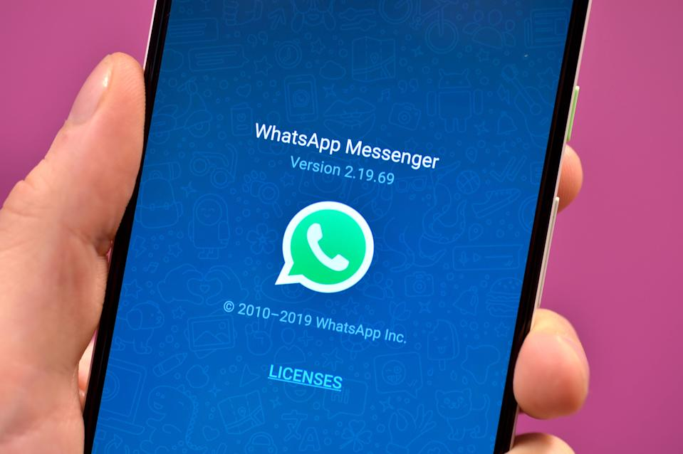 WhatsApp may soon be available across a number of devices without your phone (Nick Ansell/PA) (PA Wire)