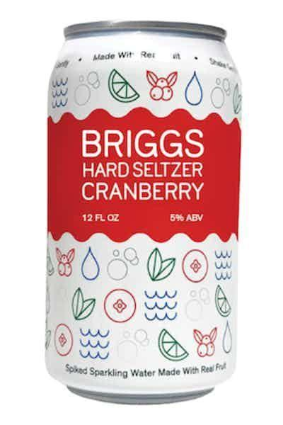 """<p><strong>Briggs</strong></p><p>drizly.com</p><p><strong>$9.99</strong></p><p><a href=""""https://go.redirectingat.com?id=74968X1596630&url=https%3A%2F%2Fdrizly.com%2Fbeer%2Fspecialty-beer-alternatives%2Fhard-seltzer%2Fbriggs-original-boston-cranberry%2Fp69956&sref=https%3A%2F%2Fwww.delish.com%2Fkitchen-tools%2Fcookware-reviews%2Fg33263238%2Fhard-seltzers%2F"""" rel=""""nofollow noopener"""" target=""""_blank"""" data-ylk=""""slk:BUY NOW"""" class=""""link rapid-noclick-resp"""">BUY NOW</a></p><p>Fruit juice, water, and alcohol from cold-brewed sugar—those are the only three ingredients in this hard seltzer, so you know exactly what you're getting.</p>"""