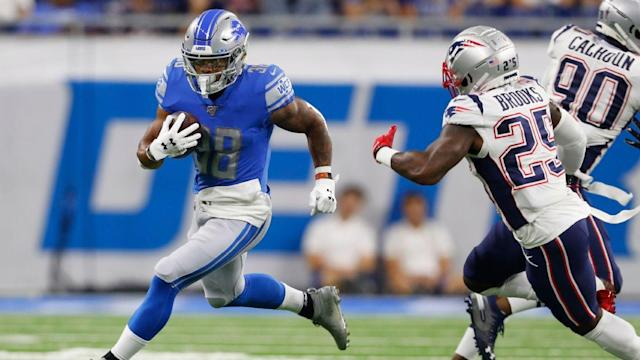 Ty Johnson, the real-life and fantasy sleeper the Lions need