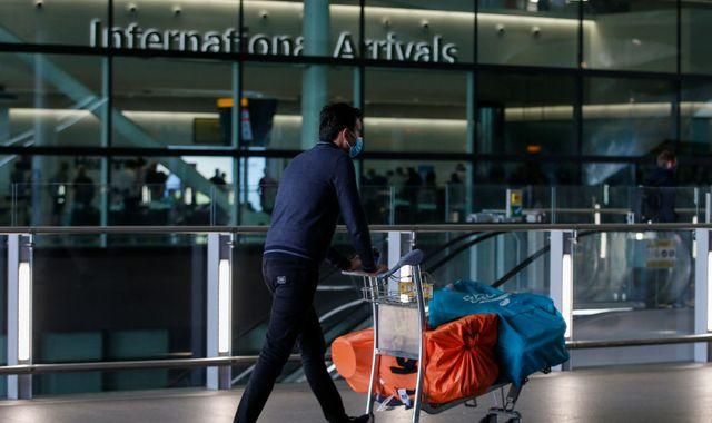 Coronavirus: 400 travellers escaped fines for not quarantining