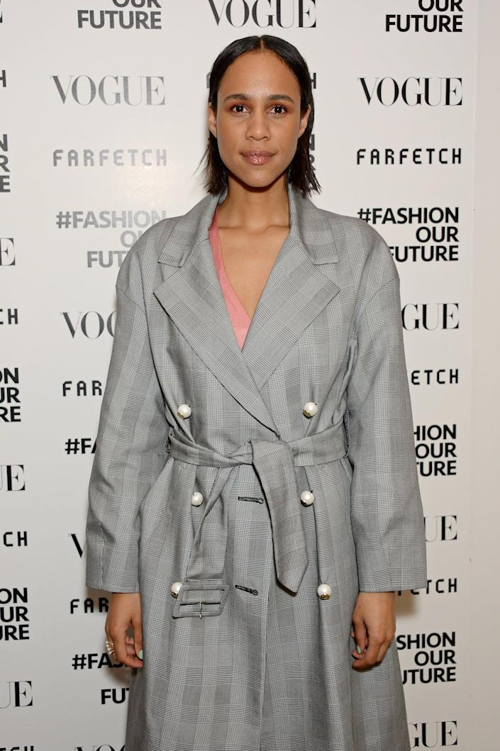 """<p>English actress Zawe Ashton is the only confirmed member of the <strong>Captain Marvel 2</strong> cast whose role is still under wraps. <strong>Deadline</strong>'s report of her casting, however, did <a href=""""http://deadline.com/2021/02/captain-marvel-2-zawe-ashton-marvel-sequel-1234692951/"""" class=""""link rapid-noclick-resp"""" rel=""""nofollow noopener"""" target=""""_blank"""" data-ylk=""""slk:reveal one important detail"""">reveal one important detail</a>: whoever she's playing is set to be the villain of the movie. You may recognize Ashton from her roles in the thrillers <strong>Nocturnal Animals</strong> and <strong>Velvet Buzzsaw</strong>.</p>"""