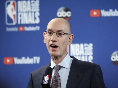 NBA India Games 2019: League commissioner Adam Silver believes an Indian will break into NBA within the next five years