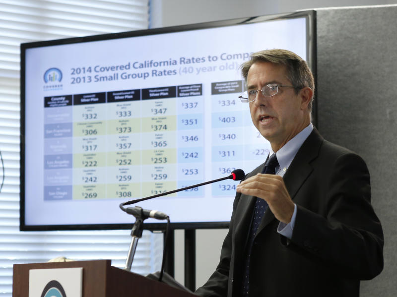 Health reform plans, pricing released in Calif.