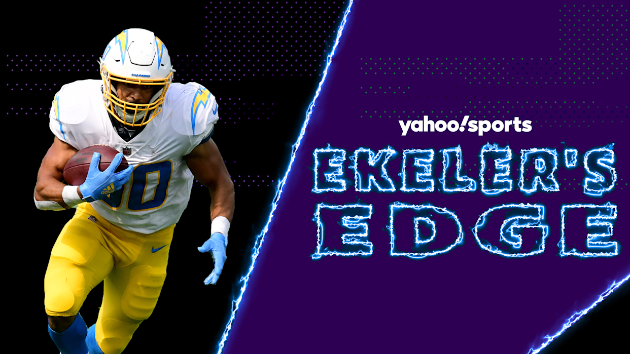 Los Angles Chargers running back Austin Ekeler is joining Yahoo Fantasy Sports for the 2021 NFL season.