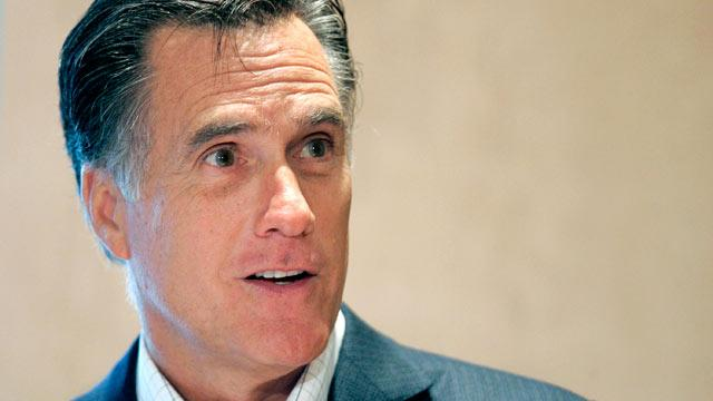 Mitt Romney Launches Near-Immediate Attack on Gingrich as Former Newt Aide Stands By
