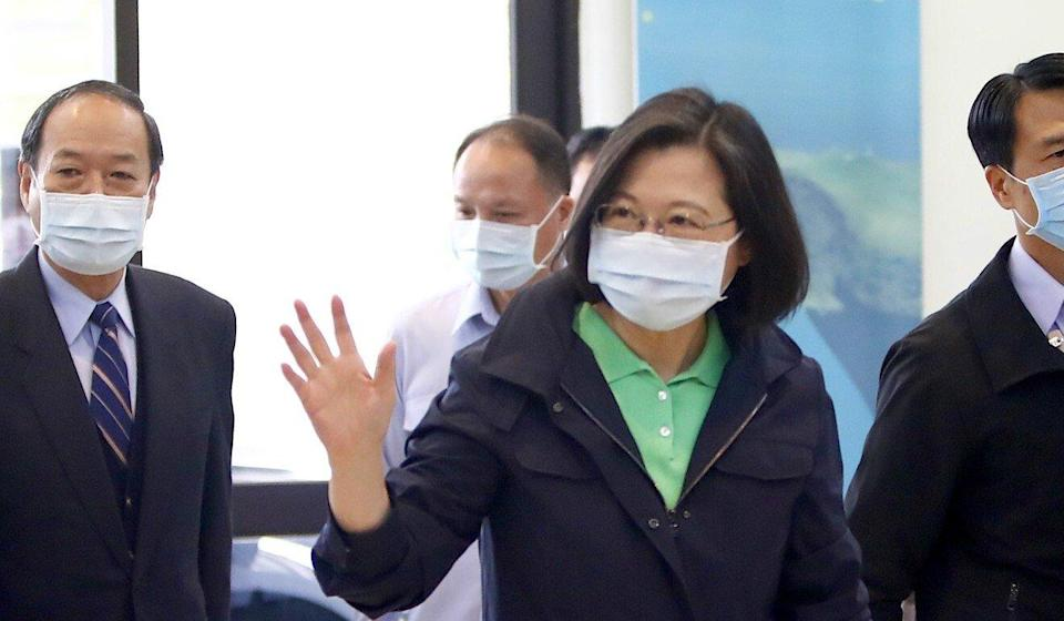 Relations with Beijing have deteriorated since President Tsai Ing-wen took office. Photo: dpa