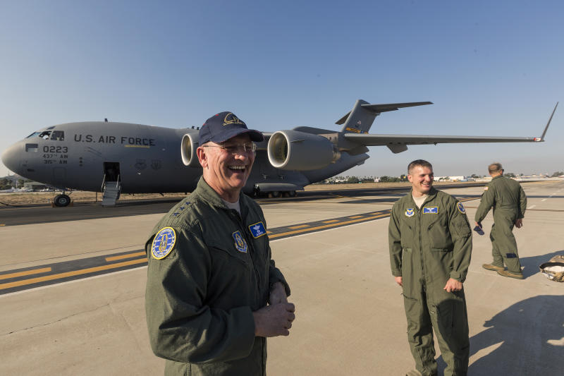 Boeing delivers last C-17 to US Air Force