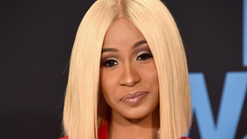 Cardi B Is Engaged to Migos' Offset -- See Her Incredible Ring!