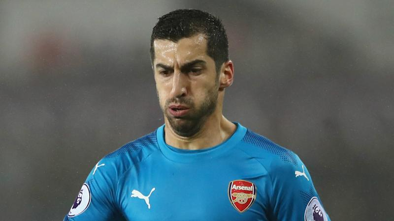 Why Arsenal's Mkhitaryan is wearing No.77 in the Europa League