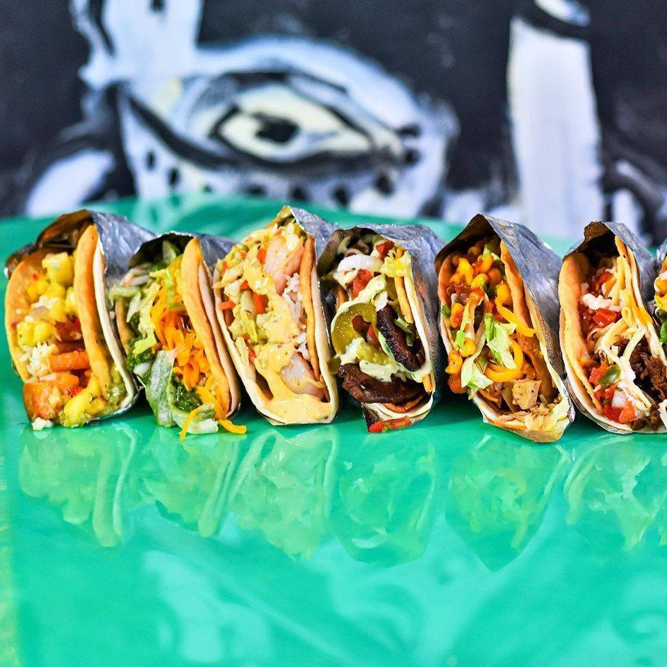 """<p>You can build your own taco at <a href=""""https://barrio-tacos.com/"""" rel=""""nofollow noopener"""" target=""""_blank"""" data-ylk=""""slk:Barrio Tacos"""" class=""""link rapid-noclick-resp"""">Barrio Tacos</a> — do we need to say more? You can pick from 30 different fresh ingredients to create your own masterpiece.</p><p><em>Check out <a href=""""https://www.facebook.com/Barrio.Tacos/"""" rel=""""nofollow noopener"""" target=""""_blank"""" data-ylk=""""slk:Barrio Tacos on Facebook"""" class=""""link rapid-noclick-resp"""">Barrio Tacos on Facebook</a>.</em></p>"""