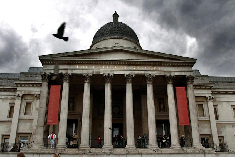 Pilot: The National Gallery (Ian Nicholson/PA)