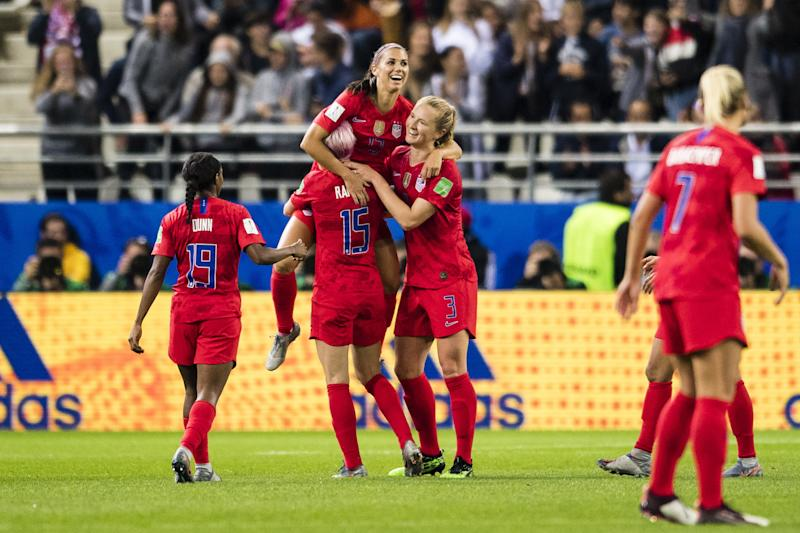 f3a430f880085 The Biggest Moments from the 2019 FIFA Women's World Cup So Far
