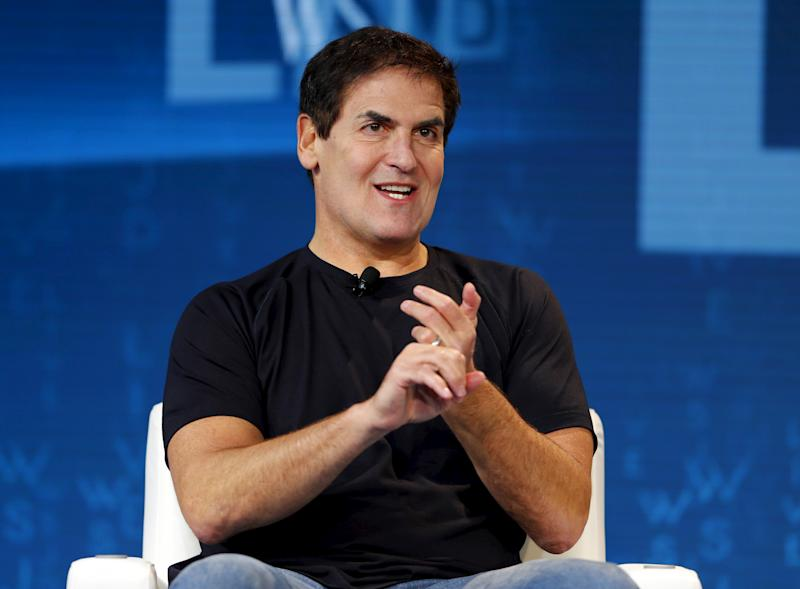 Mark Cuban: Apple's iPhone X is OK but not spectacular, and growth could slow