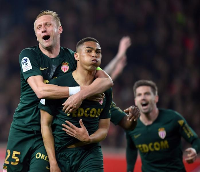 Monaco left it late to beat Lille as Carlos Vinicius struck a 90th-minute winner