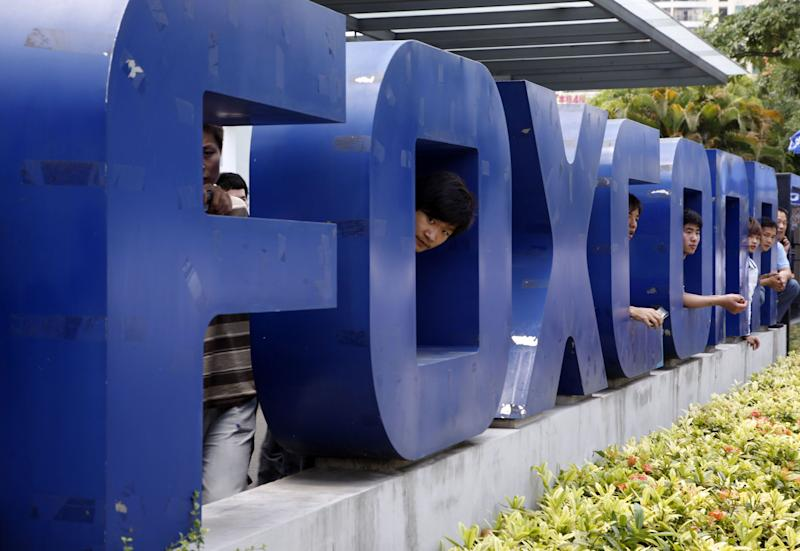 Taiwanese company Foxconn to make ventilators at its US plant #61695