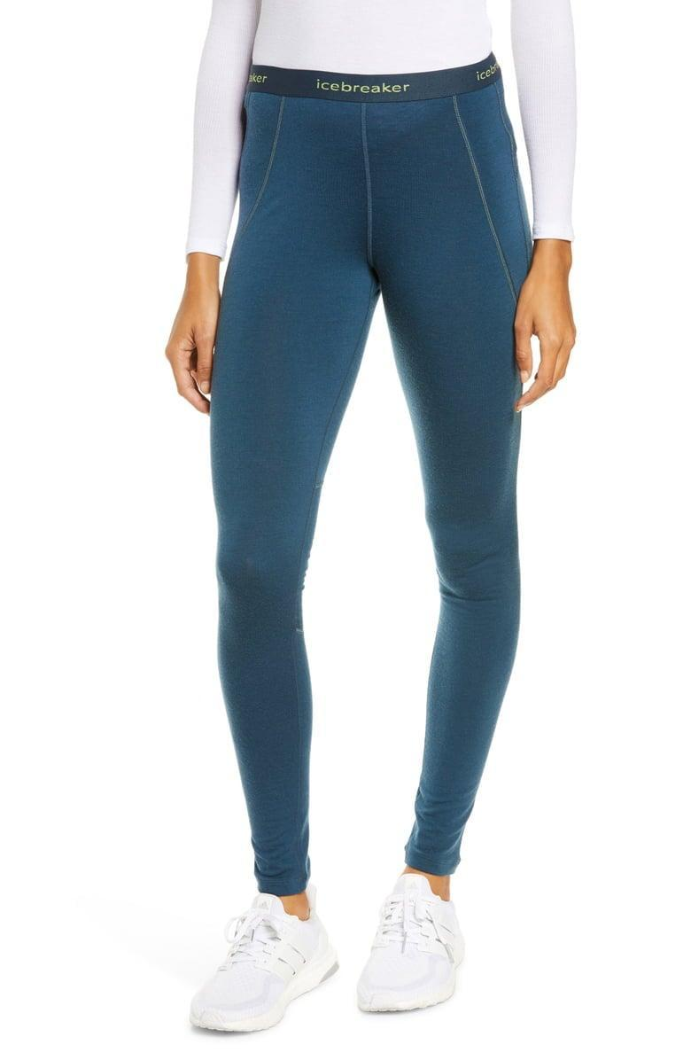 <p>For the ideal base layer, the <span>Icebreaker 260 Zone Leggings</span> ($130) are made with merino wool and have mesh panels for air flow.</p>