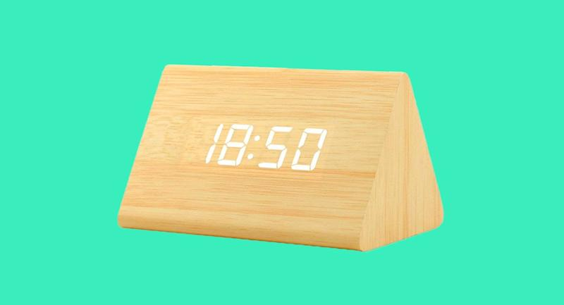 The Best Alarm Clocks For Adults That Aren T Your Phone