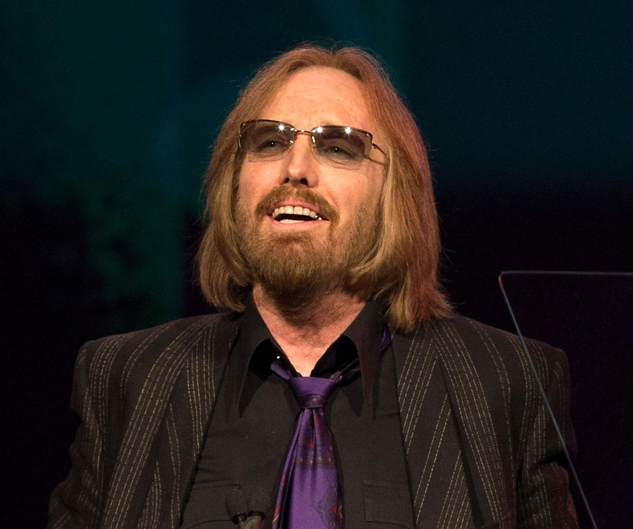 Tom Petty, the Grammy Award-winning lead singer of Tom Petty and the Heartbreakers, died on October 2, 2017. He was 66.