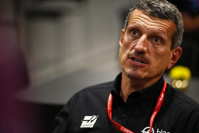 Steiner called to stewards for Sochi comments