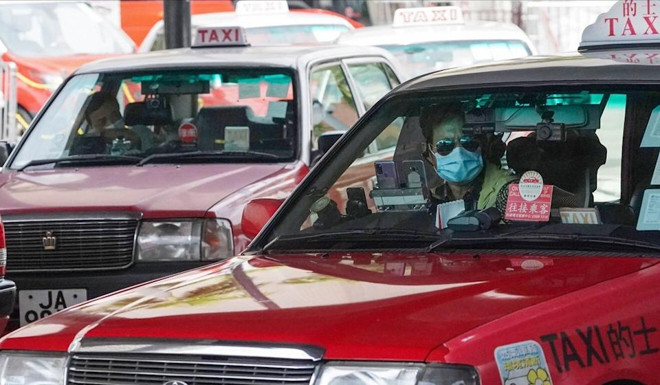 There is no room for Hong Kong's taxis to enhance their service quality. Photo: Felix Wong