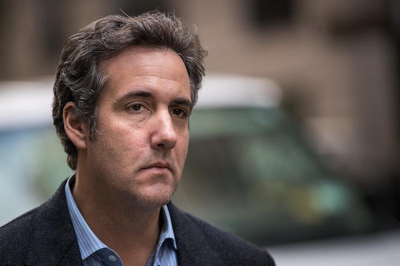 Every New Week Is Michael Cohen's Worst Week Ever