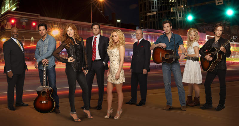 "The cast of ""Nashville."""