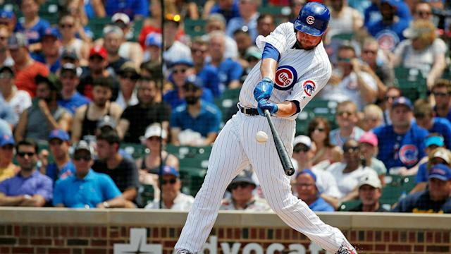 The Chicago Cubs did something they had not in almost a century in a win over the Minnesota Twins.