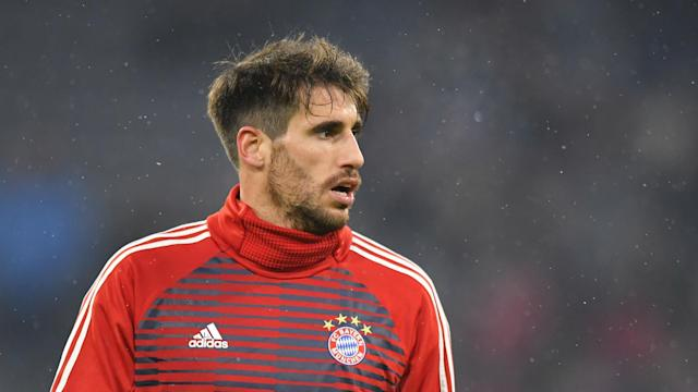 Spain's head coach Julen Lopetegui did not tell Bayern Munich defender Javi Martinez why he was left out of the latest squad.