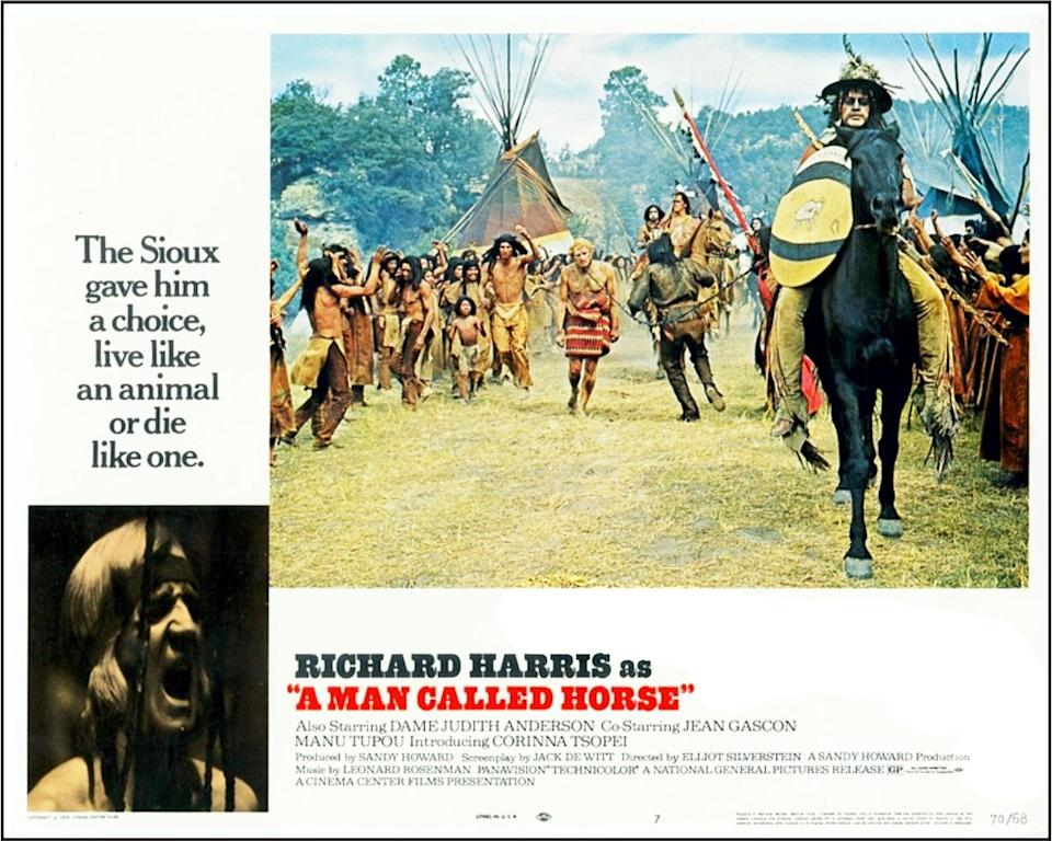 The Return of a Man Called Horse, the film that convinced George Lucas that Kershner was right for The Empire Strikes Back