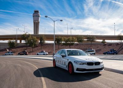 Aptiv awarded access to pick up and drop off a select group of passengers via its self-driving vehicles at the McCarran International Airport in Las Vegas. McCarran joins the list of over 3,400 popular destinations that Aptiv's self-driving vehicles currently service in Las Vegas. Aptiv operates autonomous vehicles across Boston, Singapore, Las Vegas, and Pittsburgh.