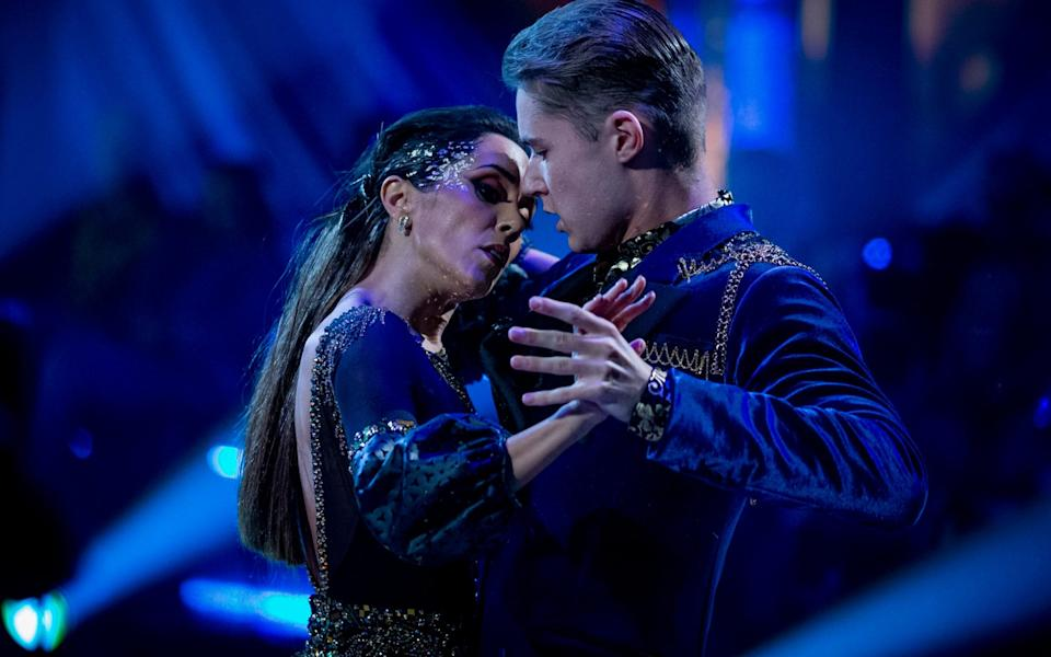 HRVY and Janette's tango
