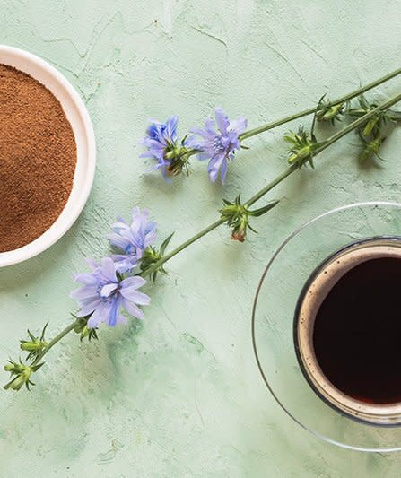 Chicory Root Is Coming for Your Coffee—Here's Why You Should Give the Anti-Inflammatory Ingredient a Try