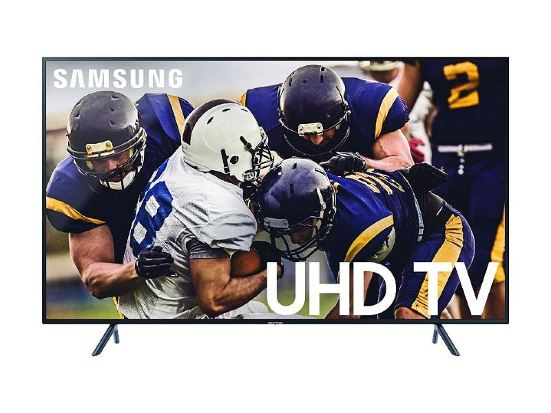 Samsung UN65RU7100FXZA Flat 65-Inch 4K UHD 7 Series Ultra HD Smart TV with HDR and Alexa Compatibility. (Photo: Amazon)