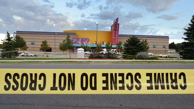 Aurora Movie Theater Shooting Site to Reopen