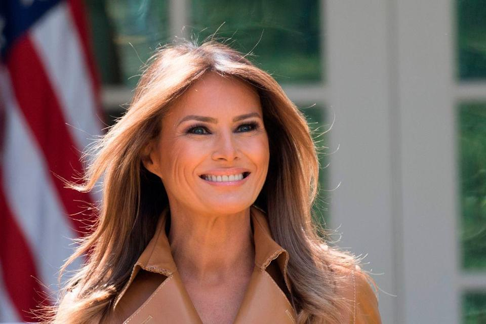 Melania Trump (Photo: Getty Images)