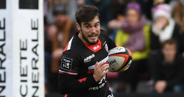 Rugby - Top 14 - Alexis Palisson vers France 7 ?