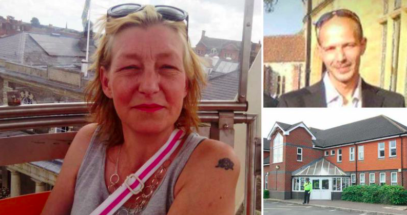 <em>The couple are said to be Charlie Rowley and Dawn Sturgess, who are in a critical condition (Facebook/PA)</em>