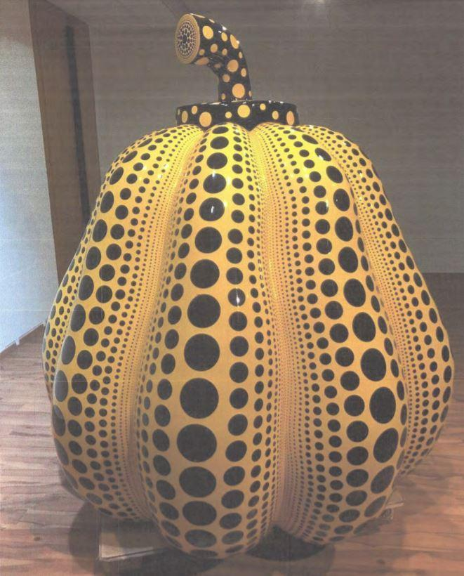 The 39-year-old fleeced $1.275m from Hong Kong-based arts company Art Incorporated Limited after acquiring the Kusama sculpture, entitled Yellow Pumpkin (Unknown)