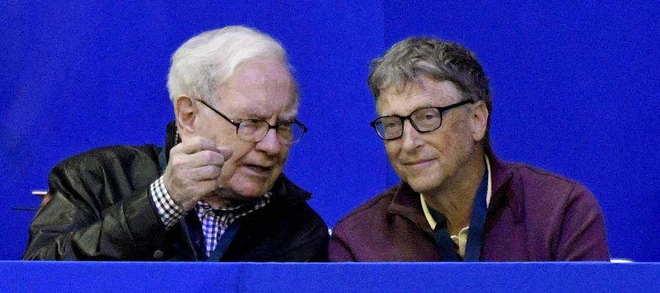 Financial legends say these are the habits that made them rich