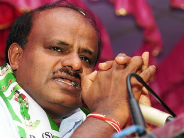 HD Kumaraswamy takes sly dig at Congress, says senior leader Mallikarjun Kharge wasn't given recognition, should have been CM