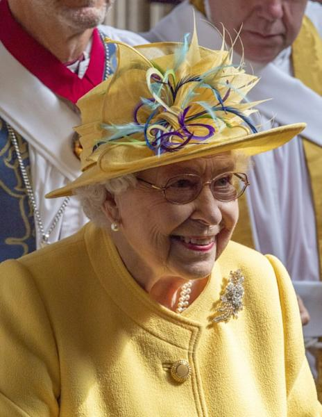 Britain's Queen Elizabeth II has reigned over 14 prime ministers, coming to the throne during the tenure of Winston Churchill