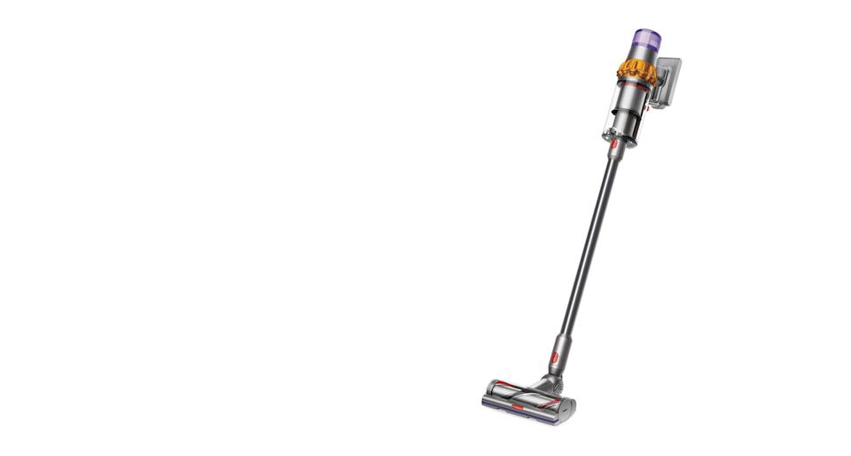 """<p><strong>Dyson</strong></p><p>dyson.com</p><p><strong>$699.99</strong></p><p><a href=""""https://go.redirectingat.com?id=74968X1596630&url=https%3A%2F%2Fwww.dyson.com%2Fvacuum-cleaners%2Fsticks%2Fdyson-v15-stick%2Foverview%3FranMID%3D36310%26ranEAID%3Dtv2R4u9rImY%26ranSiteID%3Dtv2R4u9rImY-tmP7Pnldf_FCdhuQLy6luQ%26siteID%3Dtv2R4u9rImY-tmP7Pnldf_FCdhuQLy6luQ&sref=https%3A%2F%2Fwww.prevention.com%2Fhealth%2Fg37374115%2Fhealthy-home-awards-2021%2F"""" rel=""""nofollow noopener"""" target=""""_blank"""" data-ylk=""""slk:Shop Now"""" class=""""link rapid-noclick-resp"""">Shop Now</a></p><p>Giving your home a deep clean will truly be less of a chore with the powerful, smart Dyson V15 Detect cordless stick vacuum. It has a laser to illuminate dirt and dust you might otherwise miss and a sensor that counts particles and automatically adjusts it to the ideal power level needed to eliminate them. It also features a HEPA filter so that debris won't float back into the air. Need proof it works? It has that too, in the form of an LCD screen that tells you what types of particles—and how many of them—you've picked up. And it comes with attachments to turn it into a handheld vacuum or help you reach tricky spots like corners and curtain rods.</p>"""