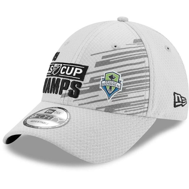 Sounders FC 2019 MLS Cup Champions Hat