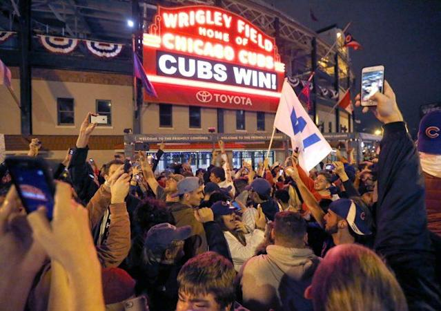 The Cubs could become a dynasty this season. (AP)